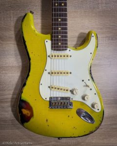 relic'art guitares