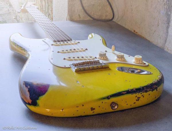 relic'art guitares