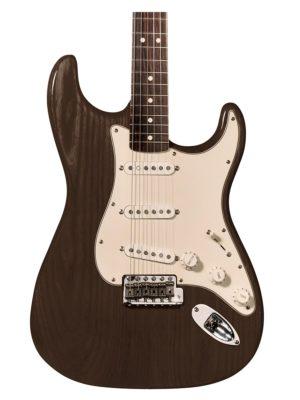 tinte marron para guitarra y aprende como tintar madera guitarra