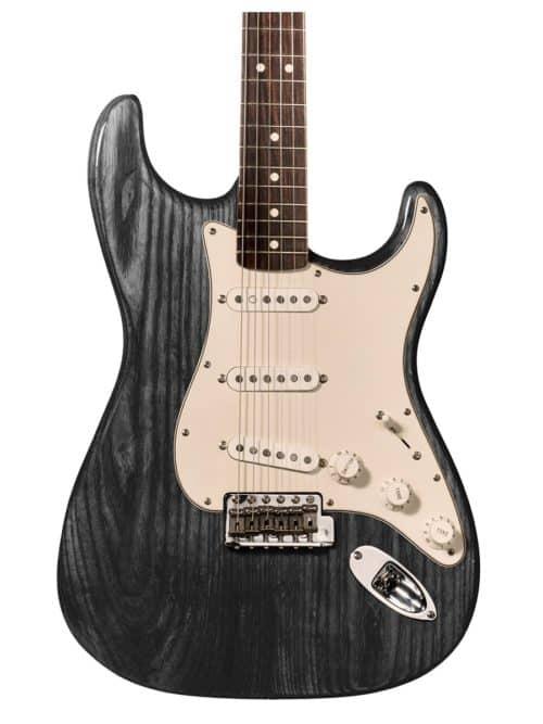 tinte negro para guitarra y aprende como tintar madera guitarra