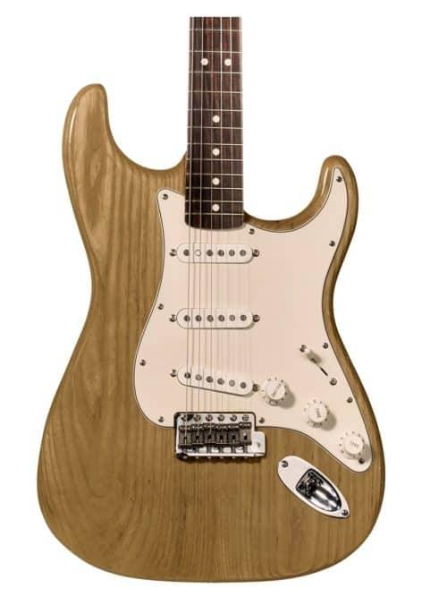 tinte roble para guitarra y aprende como tintar madera guitarra