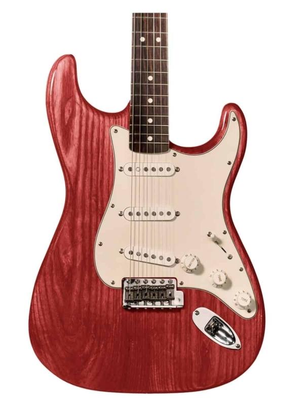 tinte amarillo para guitarra y aprende como tintar madera guitarra