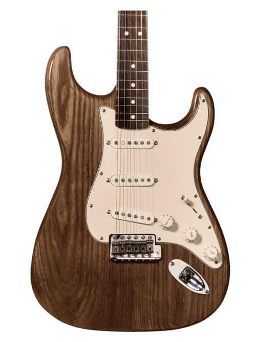 tinte nogal para guitarra y aprende como tintar madera guitarra