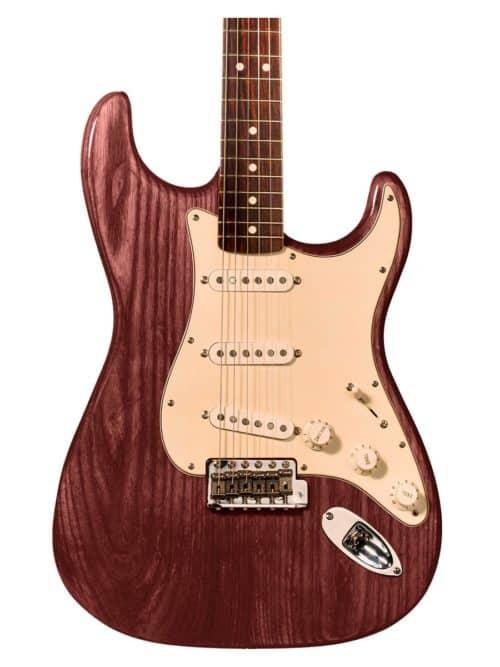 tinte sapelly para guitarra y aprende como tintar madera guitarra