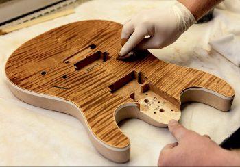 tintar guitarra como tintar tapa de guitarra con tinte para guitarra