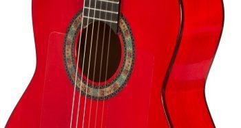 tinte guitarra flamenca roja como tintar tapa guitarra flamenca