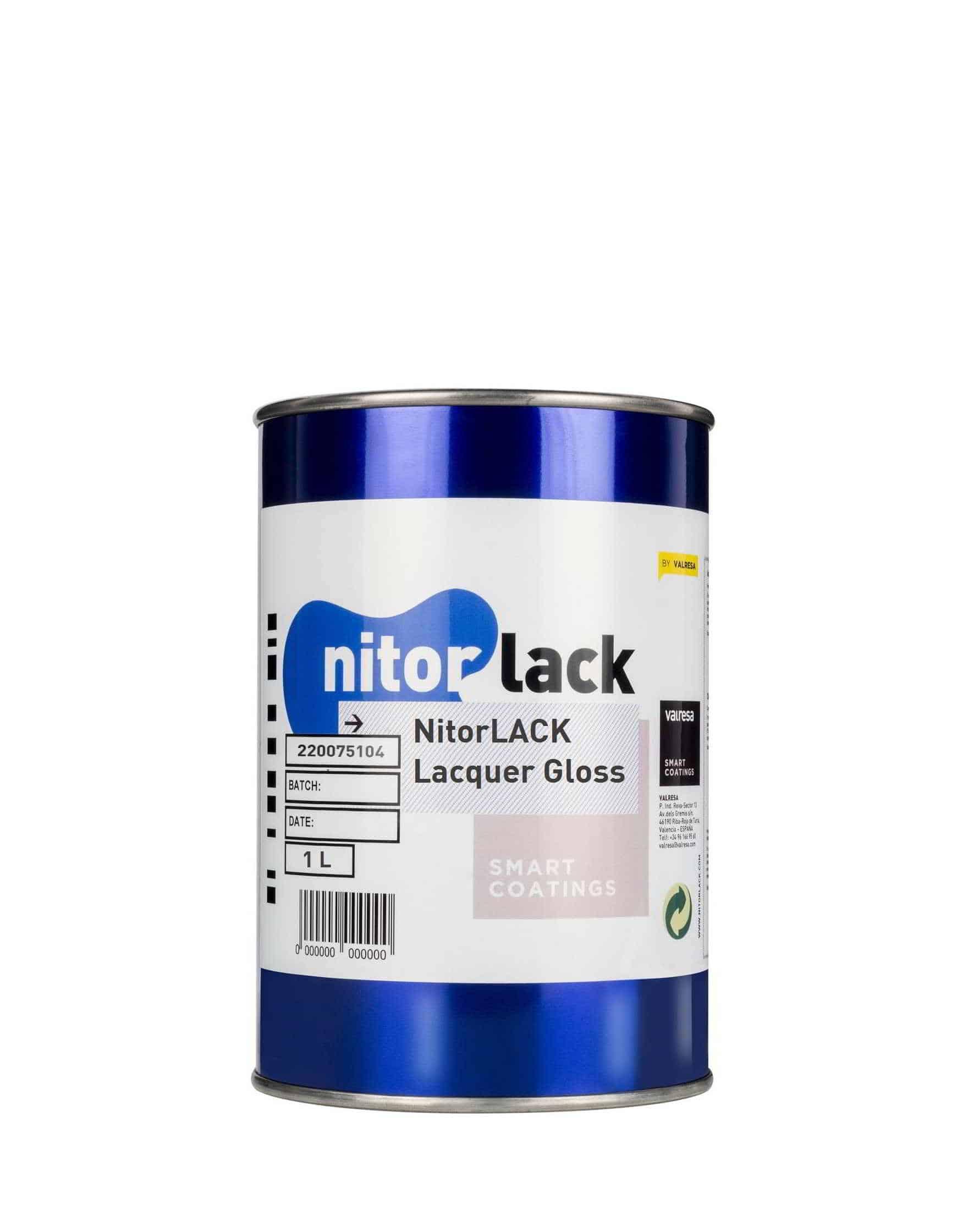 NitorLACK LACQUER GLOSS