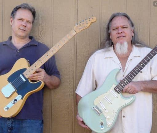 la historia de las guitarras relic