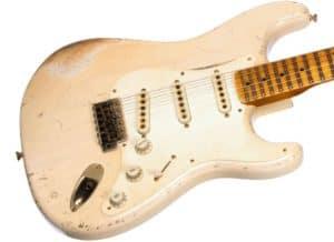 historia de las guitarras relic